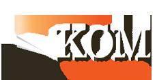 KOM Consultants logo