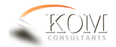 KOM Consultants logo