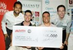 Canadian Students Win Griffith Innovation Challenge