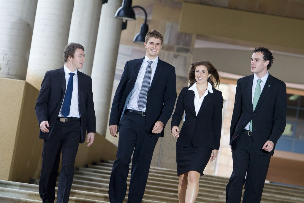 Bond - Law student image