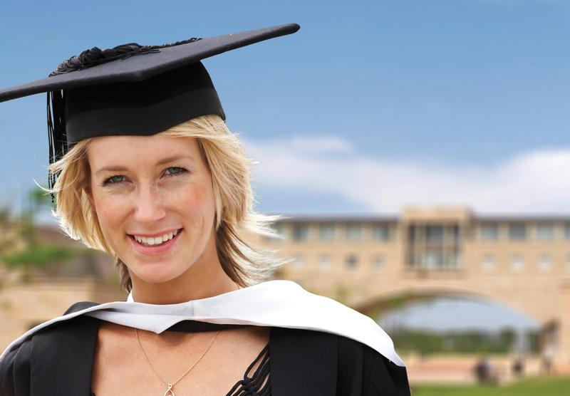 Graduation date in Australia