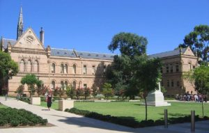 University of Adelaide in Australia