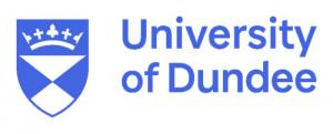 University of Dundee logo 2018