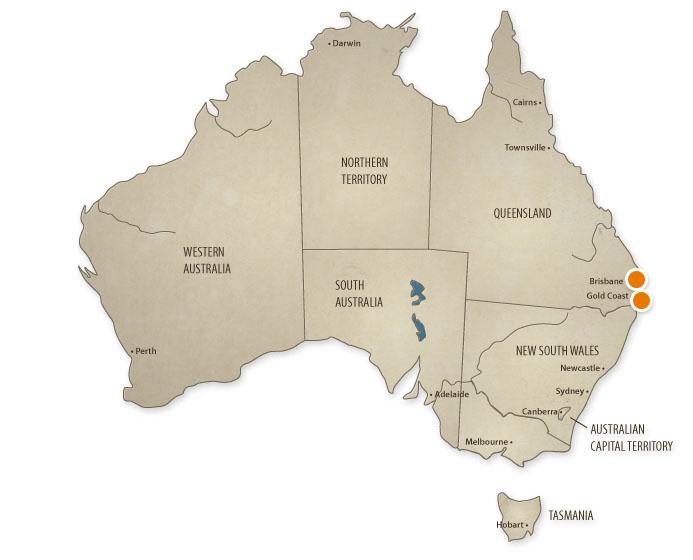 KOM  Griffith University in Australia