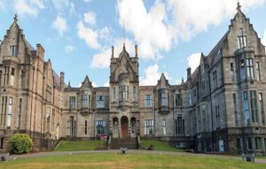 Image from Choose Bangor University: Top 15 in the UK for student satisfaction