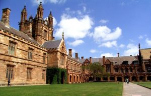 University of Sydney in Australia