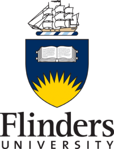 Flinders logo small vertical 2011