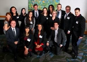 Bond Canadian Law Graduate Celebrations 2013