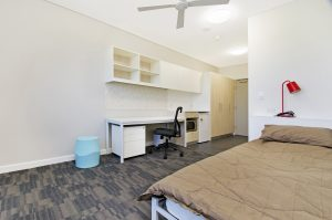Image from New Postgraduate Residence at University of Sydney Camperdown campus