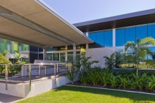 Image from New dental clinic opens at James Cook University