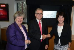 Image from Minister launches tourism research institute with Griffith University