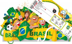 Image from 2014 World Cup Fever Everywhere!