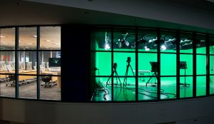 Image from New State of the Art Media Centre opens at Macquarie University, Sydney