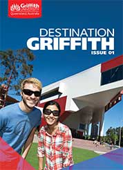 Image from Destination Griffith – International Student Guide 2014