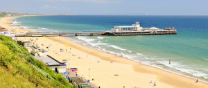 Bournemouth Beach and Surf Reef