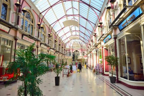 Shopping At the Boscombe Royal Arcade