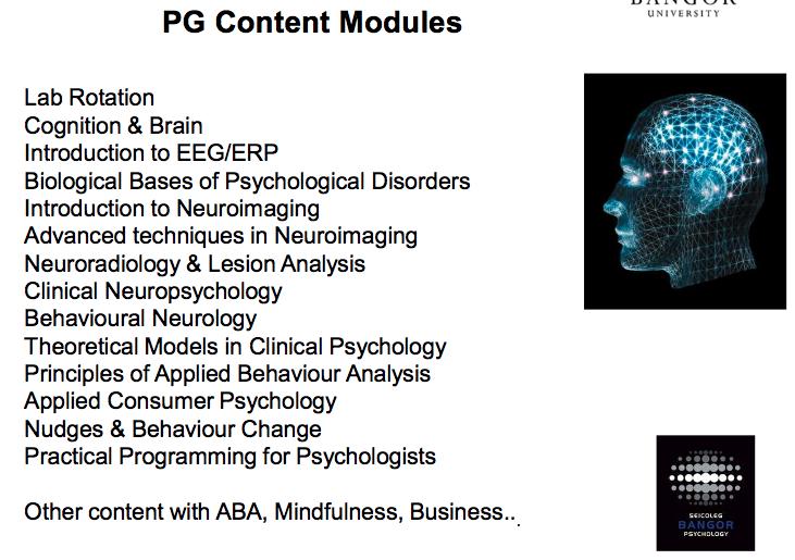Psychology at Bangor University
