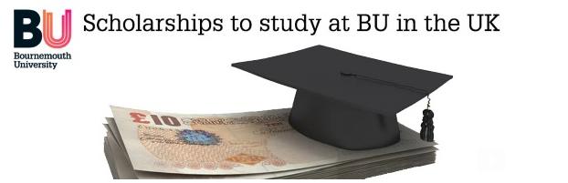 Scholarships at Bournemouth University