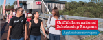 Scholarships at Griffith University