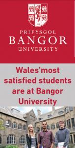 Image from Bangor Uni Nominated for Six Awards