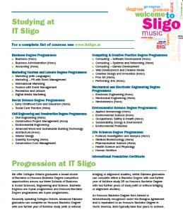 Image from IT Sligo students visit Google