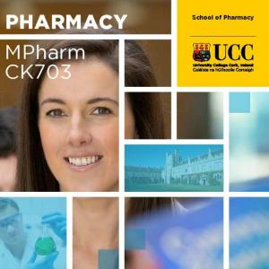 UCC Pharmacy Brochure v3