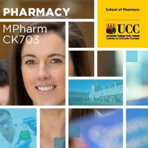 UCC Pharmacy Brochure v3