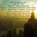 KOM Consultants University Tour