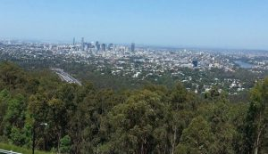 Mount Coot-tha Lookout Point
