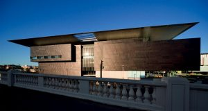 Queensland Gallery of Modern Art Architecture