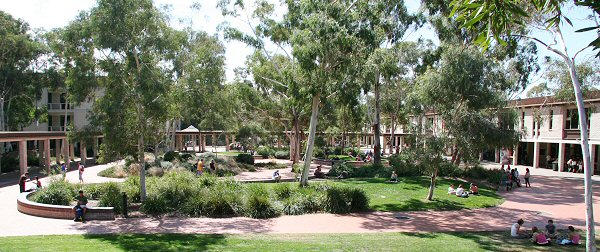 University of Canberra Campus