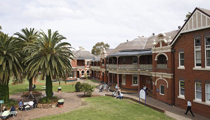 ACU - Australian Catholic University