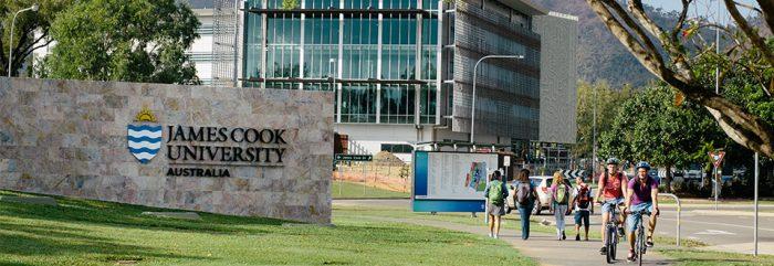 Image from James Cook University –  Top 50 Worldwide University
