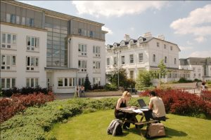 Image from University of Gloucestershire Climbs THE Student Experience Rankings