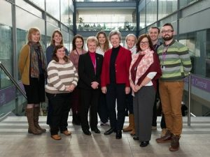 Image from 'First UK Doctorate of Physiotherapy Course Launched at RGU'