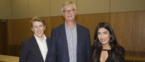 Image from 'Bond Law students retain world champion crown at international IP Moot'