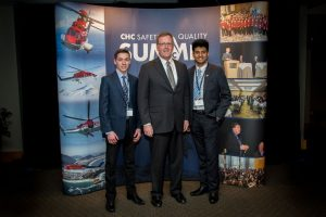 Image from 'Masters of Aviation Management Student Wins Dr Peter Gardiners' Aviation Grant'