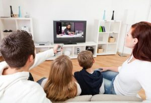 Image from 'Children Who Watch Lots Of TV Have Weaker Bones In Adulthood'
