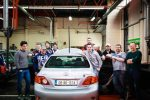 Waterford Gets A Self-Drive Car Thanks To WIT Electronic Engineering Students