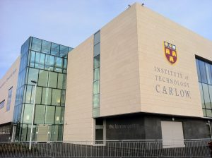 Image from Business Engineering Law and Technology Points Up at IT Carlow