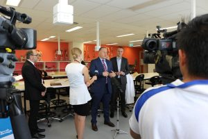 Image from 'University Of Canberra Announces New Cancer Care Centre'