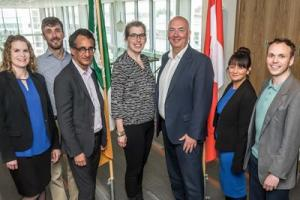Image from Institute of Technology Carlow Signs MOU with McMaster University