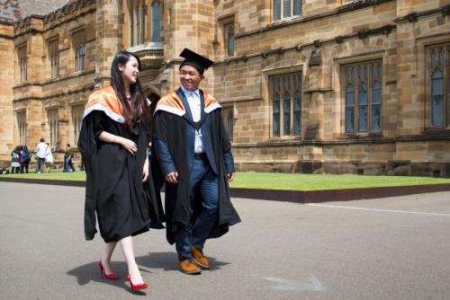 University of Sydney graduates again rated Australia's most employable