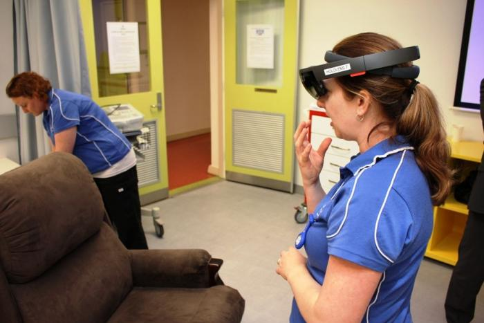 Hologram Technology Enhances Nursing Studies At University Of Canberra