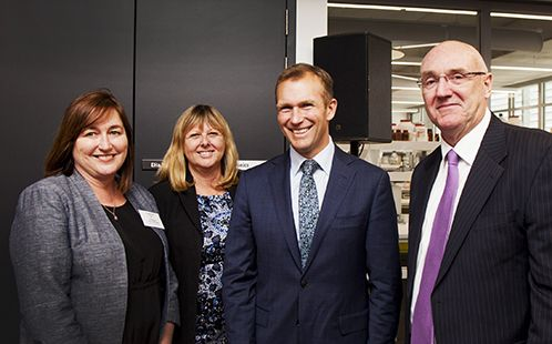 Image from Multi-Million Dollar Science Building a Boost for Western Sydney University