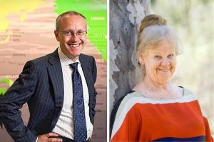 Image from 'Industry & Research Best: La Trobe University's newest VC's Fellows'