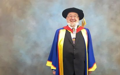 Thomas Kenneally appointed Professorial Fellow at UniSA