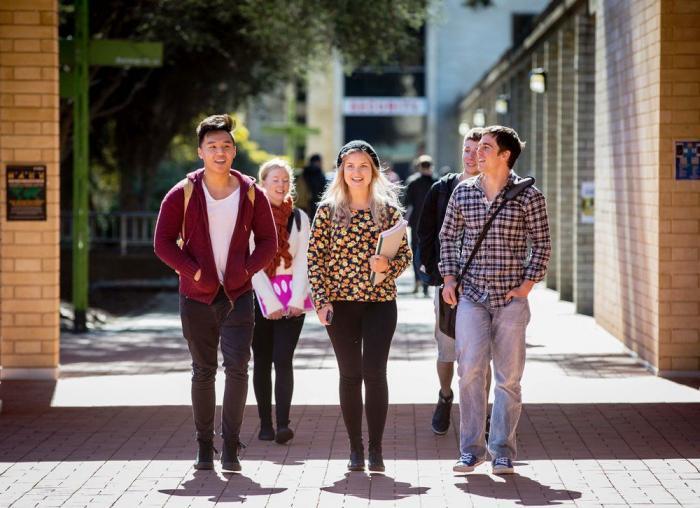 Image from University of Canberra Celebrates World Rankings Rise