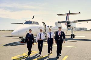 Image from Griffith Aviation partners with Qantas for Future Pilot Program