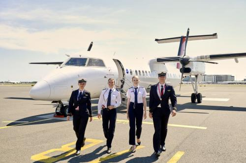 Griffith Aviation partners with Qantas for Future Pilot Program